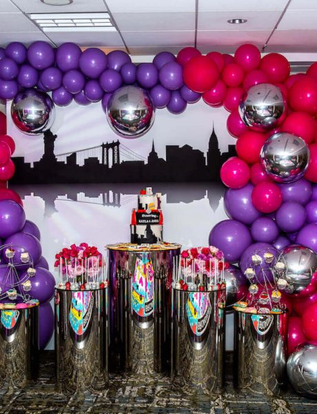 NYC Themed Sweet 16 _34