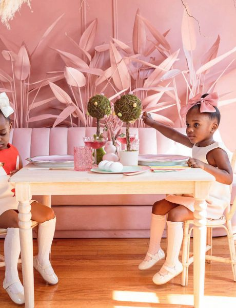 Easter Spring Tea Party for Kids 9